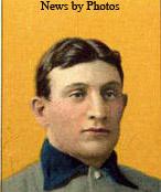 1909 T206 Honus Wagner Baseball Card