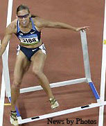 One Hurdle Away From Olympic Gold Medal Glory
