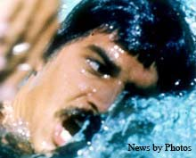 Someone FORGOT to INVITE Mark Spitz Living Legend, a Man who Won 7 Gold Medals , Set 7 World Records in 1 Olympics One of the Greatest Achievements in Sports History of the Ages - WHY is He NOT in Beijing??? I ask