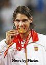 Rafael Nadal The New King of Tennis Wins te Gold at Beijing Olympics