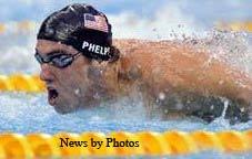 Worlds Greatest Swimmer