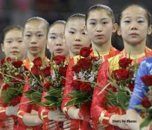 Red Roses and Gold Medals