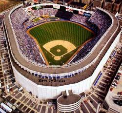 Yankee Stadium Bronx New York