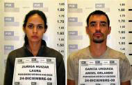 Laura Zuniga Mugshot DF Mexico City SIEDO Angel Garcia Urquiza