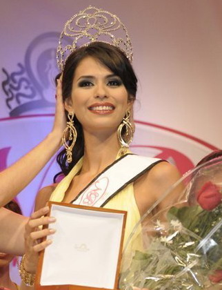 Mexico Beauty Queen Laura Zuniga