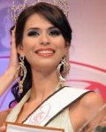 Laura Zuniga Miss Sinaloa 2008 Mexico Beauty Queen Hispanic America 2008