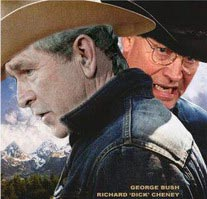 Citizen Bush Dick Cheney Brokeback Mountain