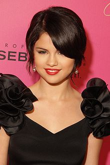 Selena Gomez Style in a word WOW beautiful actress singer entertainer Kiss & Tell Naturally Round and Round Selena Gomez & The Scene