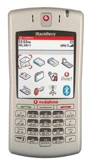 Vodafone launches BlackBerry smartphone